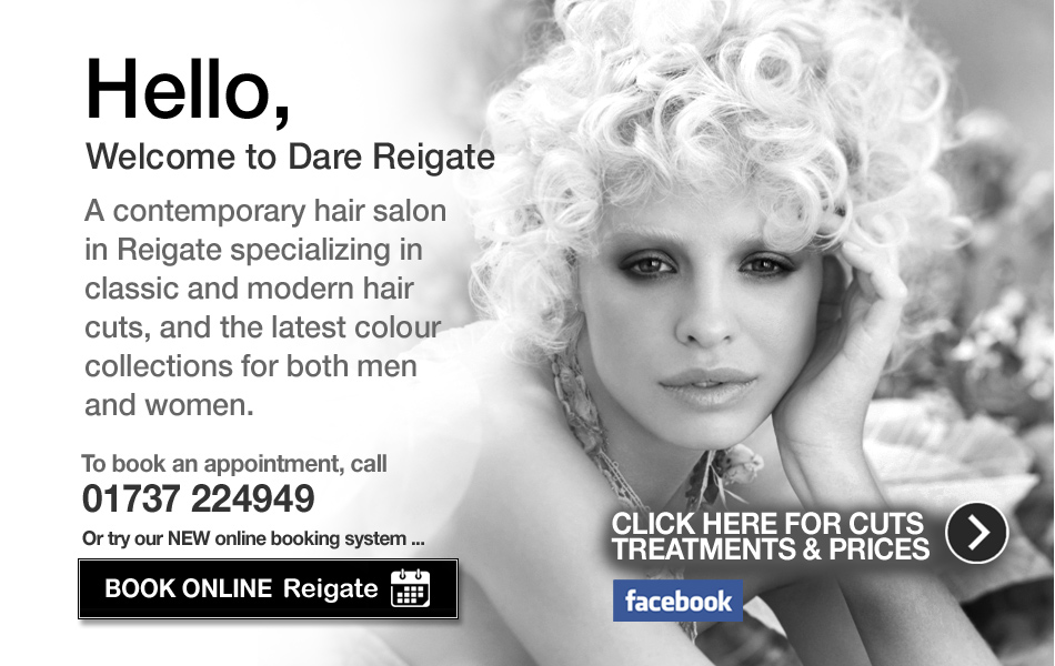 Dare Hairdressers Reigate
