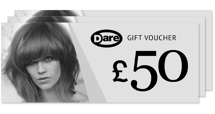 Voucher for hair salon in Redhill